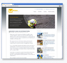 Midas Construction (UK) Limited - concrete & groundwork specialists, skatepark builders