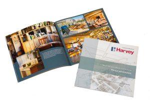 Harvey company brochure
