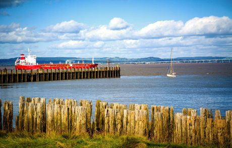 Severn estuary Portishead