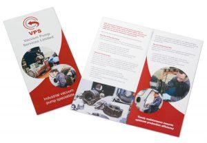 VPS trifold leaflet
