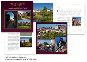 Old Bell Malmesbury history book