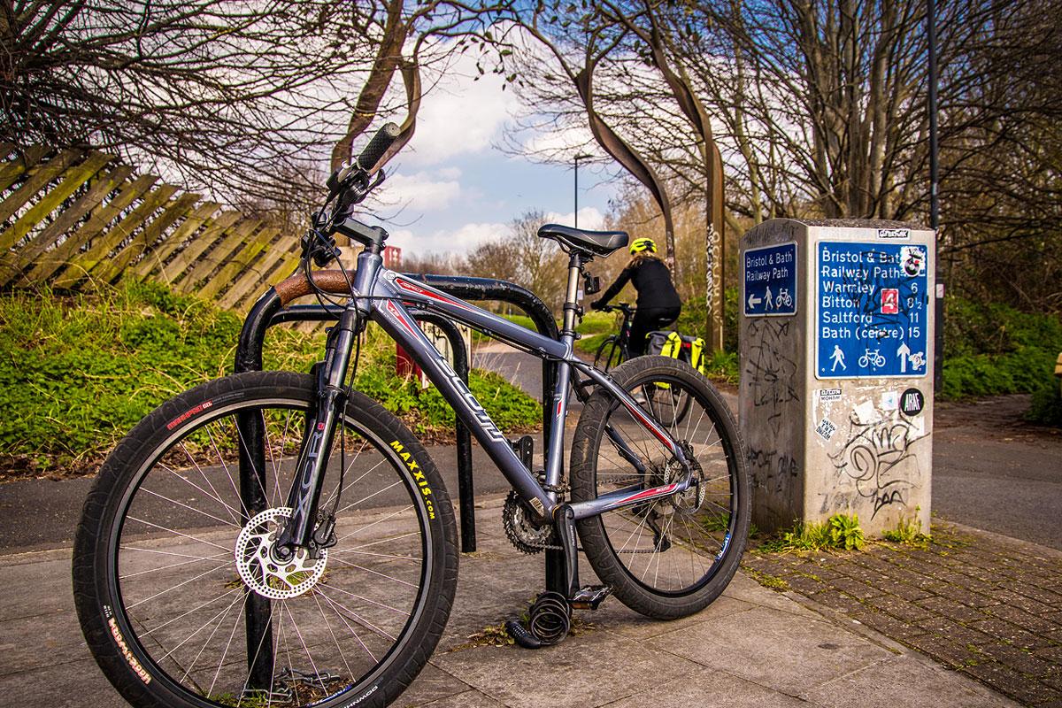Bristol Bath railway cycle path